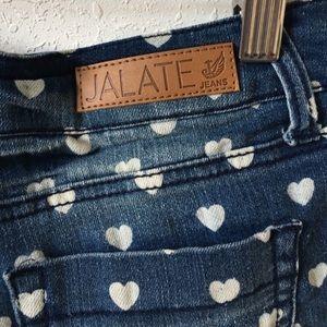 Jalate Shorts - Denim Shorts